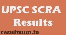 SCRA 2016 Result