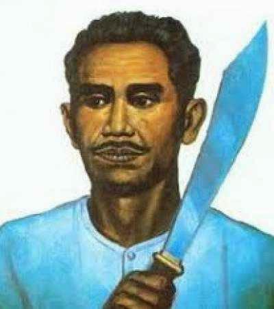 gambar pahlawan - pattimura