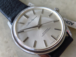 SEIKO SYLINER WHITE SILVER DIAL - MANUAL WINDING 6220 9000