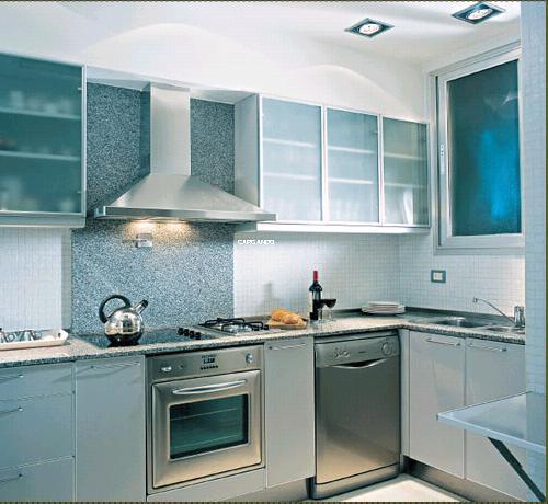 I d e a la cocina seg n el feng shui for Planos de cocinas feng shui