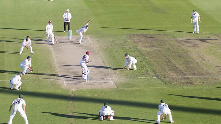 Test cricket trading strategies