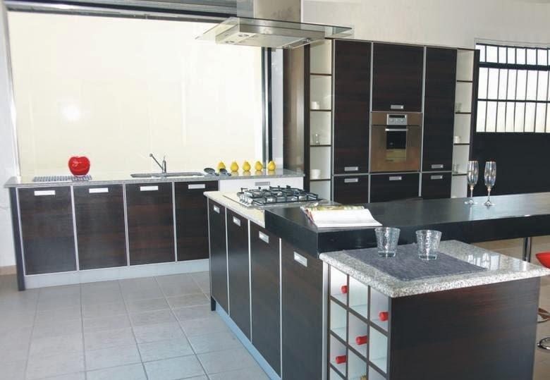 Muebles de cocina placares interiores para edificios y empresas arquitectos - Interiores de muebles de cocina ...