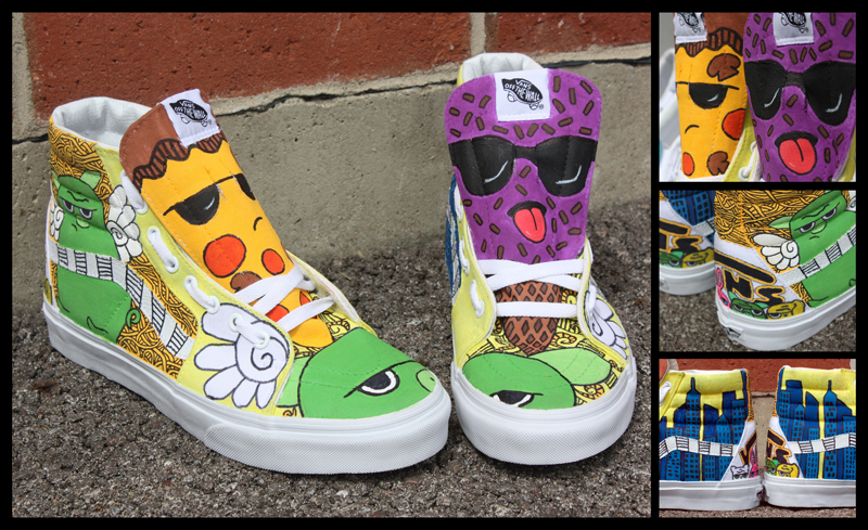 7f50c9f2025 ... Culture this year to choose their favorite Local Flavor themed pair of  shoes and award a separate  5