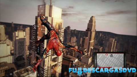 The Amazing Spider Man PC Game Full Español Descargar 2012 SKIDROW