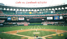 Old Busch Stadium- St. Louis, Missouri (2001)
