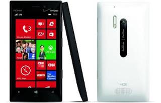Spesifikasi Nokia Lumia 928 Harga Nokia Lumia 928