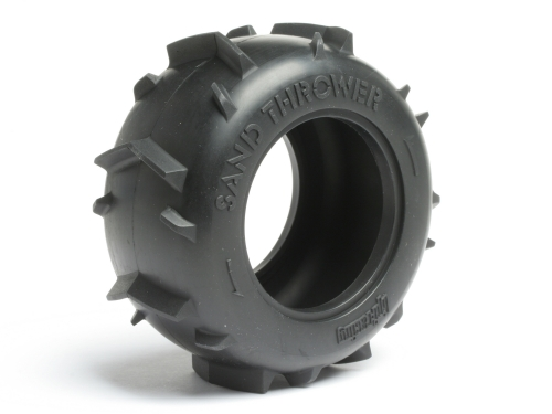 SAND THROWER TIRE D COMPOUND