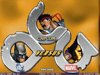 [Mugen] DC vs Capcom vs Marvel Hi Res [427MB]