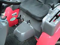 Κάθισμα KUBOTA GB16