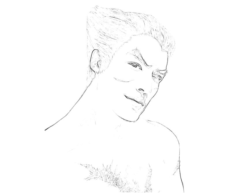 printable-tekken-kazuya-mishima-character_coloring-pages