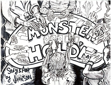 MONSTER HOLD&#39;M 2010