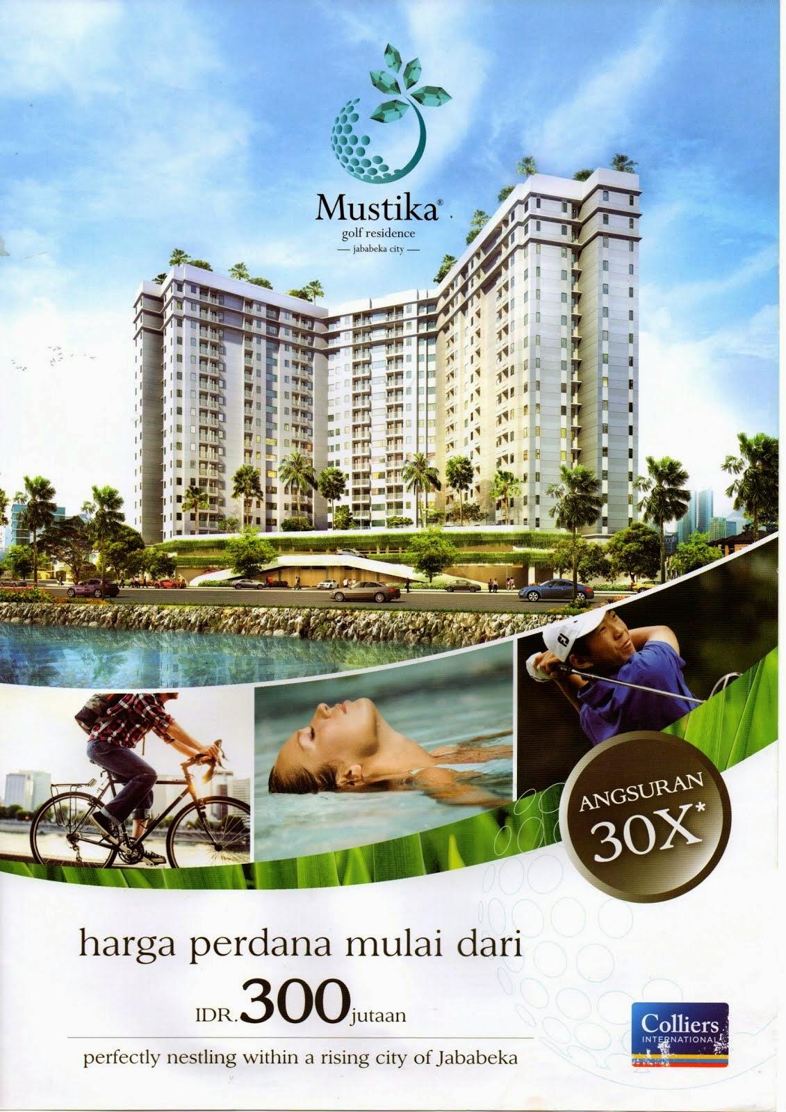 Mustika Golf Resisdence by Jababeka