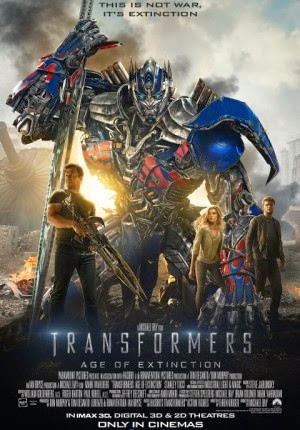 Film Transformers: Age of Extinction 2014 di Bioskop