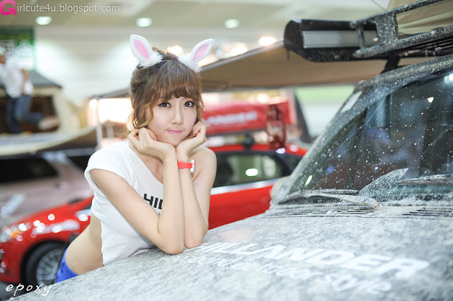 2 Choi Byeol Yee at Korea Autocamping Show 20-very cute asian girl-girlcute4u.blogspot.com