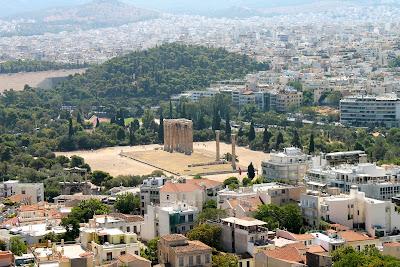 Zeus Temple Athens