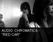 Audio/Descarga: Chromatics - Red Car