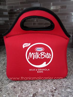 Kraft MilkBite Milk & Granola Bars