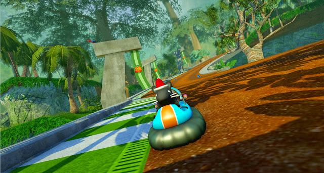 Linux Games SuperTuxKart 0.8.2 Beta Released