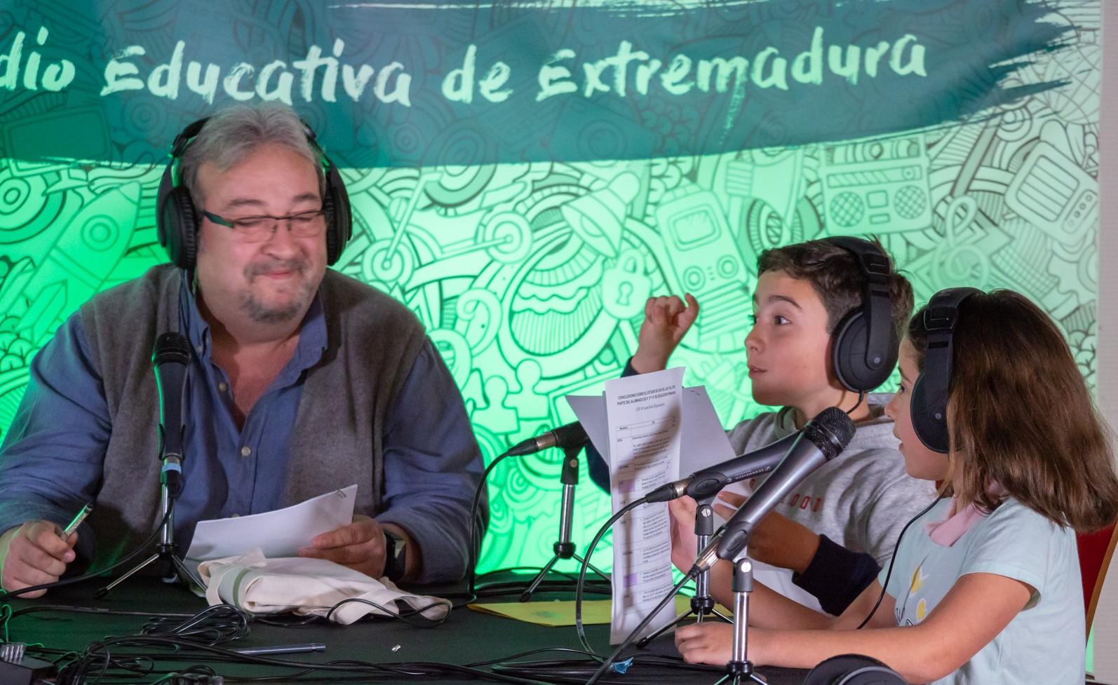 MARATÓN DE RADIO ESCOLAR EXTREMEÑA