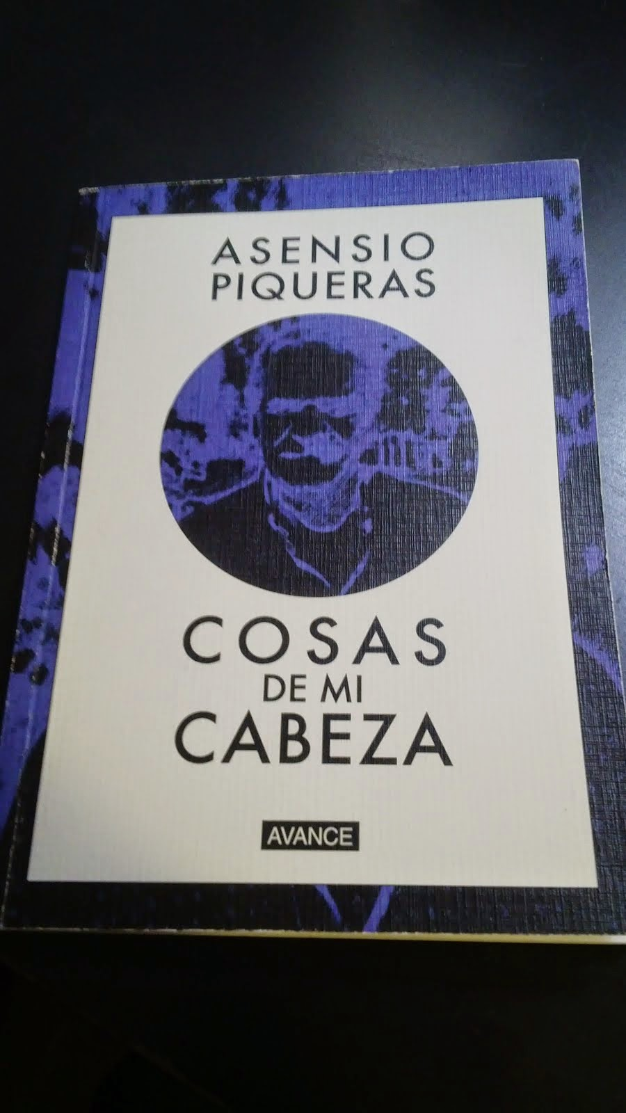 LIBRO COSAS DE MI CABEZA