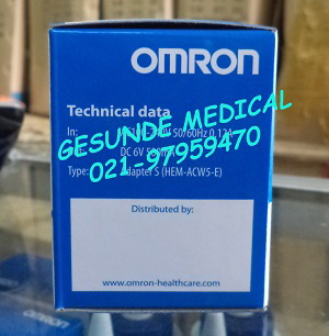 Adaptor Tensimeter Digital Omron