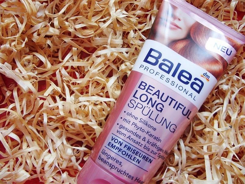 Recenzja: Odżywka do włosów Beautiful Long, Balea