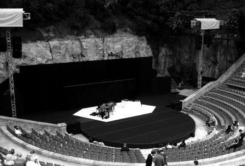 Sonar 2011, Barcelona, Teatre Grec