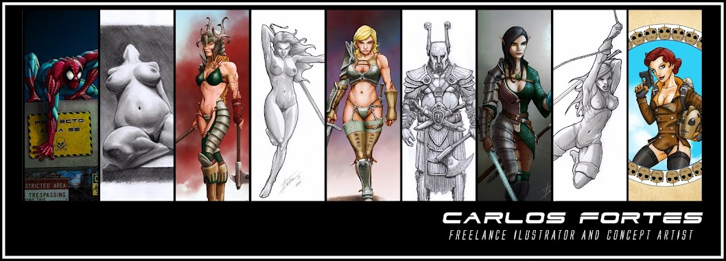 Carlos Fortes Art