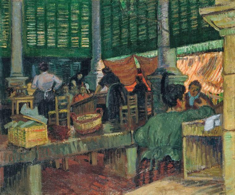 En madrid nadie se aburre raoul dufy del exterior al - Trabajos de pintor en madrid ...