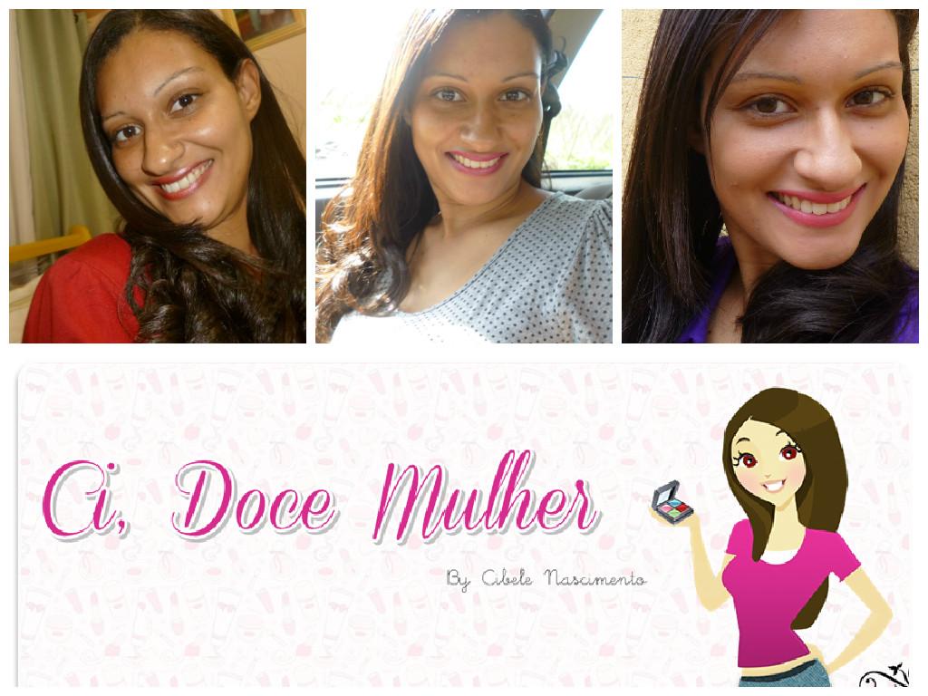 Blog da Ci - Doce Mulher