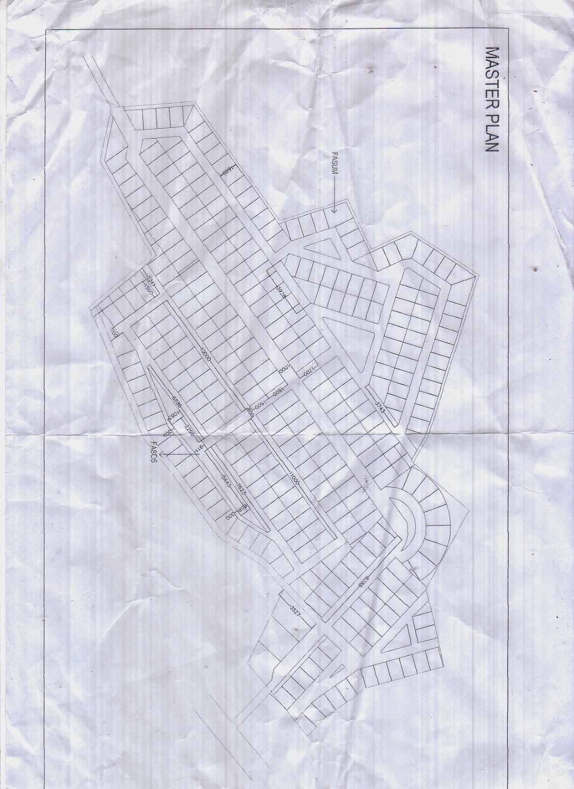 Site Plan Lama