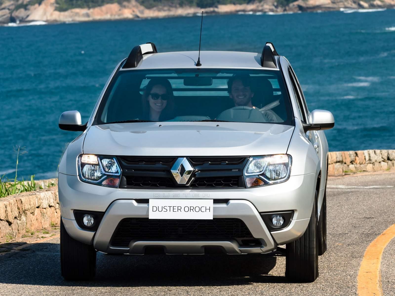Renault Duster Oroch - financiamento com garantia de recompra