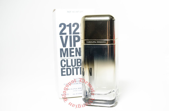 Carolina Herrera 212 VIP Men Club Edition Tester  Perfume
