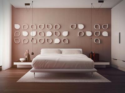 Ideas para decorar las paredes de tu habitaci n decorar - Ideas para decorar paredes de dormitorios ...