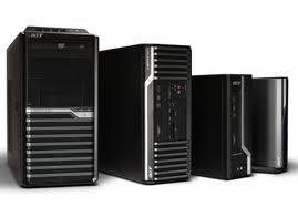 acer veriton family komputer bekas murah built-up uberma computer
