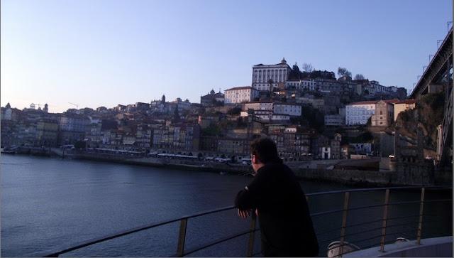 Vista de Oporto, deteniendo el tiempo.