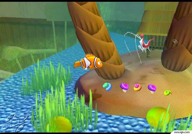 Disney Pixar Finding Nemo Playstation II Untuk Komputer F