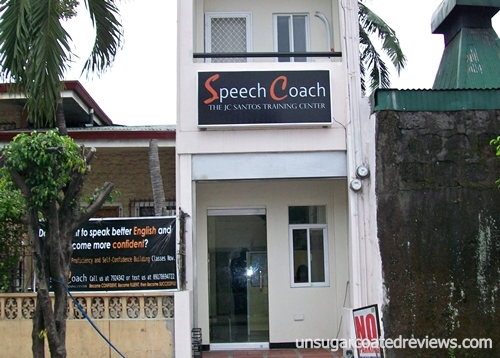 Speech Coach, The JC Santos Training Center