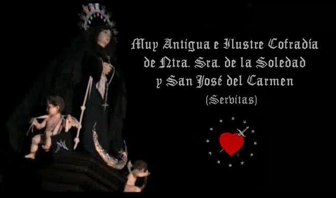 Cofradía de la Soledad y San José (Servitas)