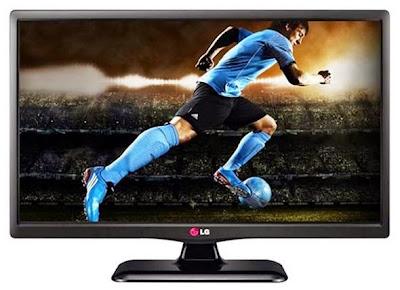 Harga dan Spesifikasi TV LED LG 22LB450 22 Inch HD