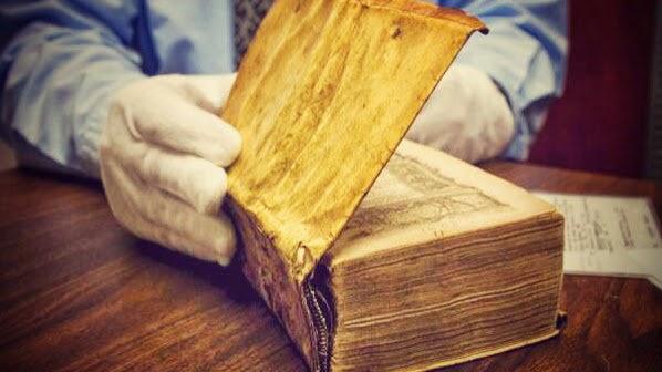 El Cristianismo influyó para pasar de libros en rollo a encuadernados