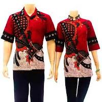 Baju batik Modern remaja