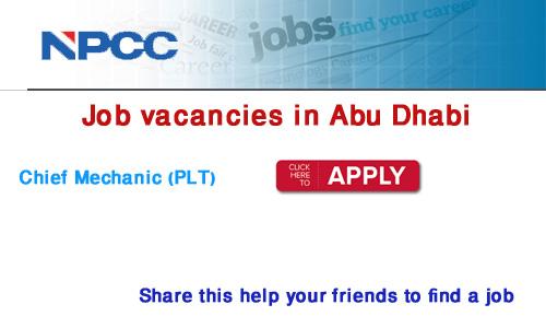 Forex trading jobs in abu dhabi