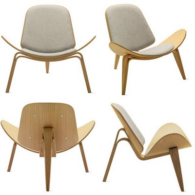 top 10 plywood chairs the shell chair 1963 hans wegner