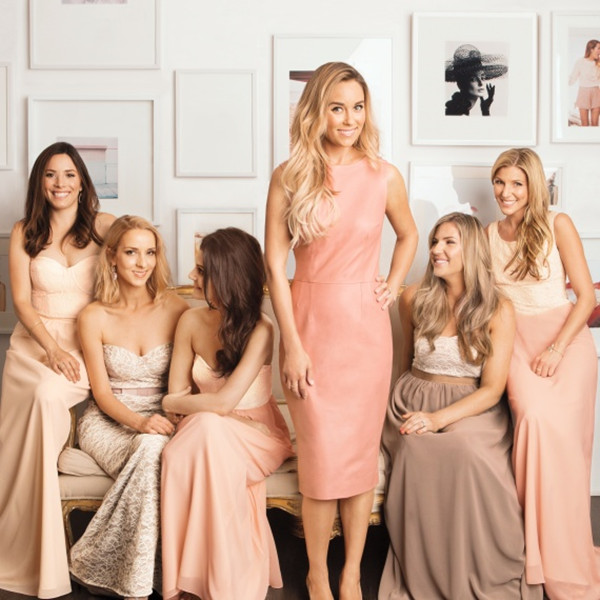 fashion bridesmaids dresses