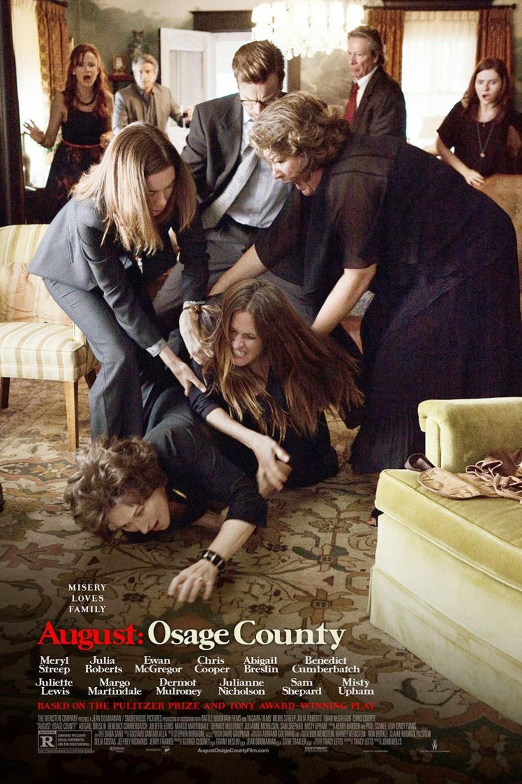 Đại Gia Đình Ở Osage - August: Osage County (2014)