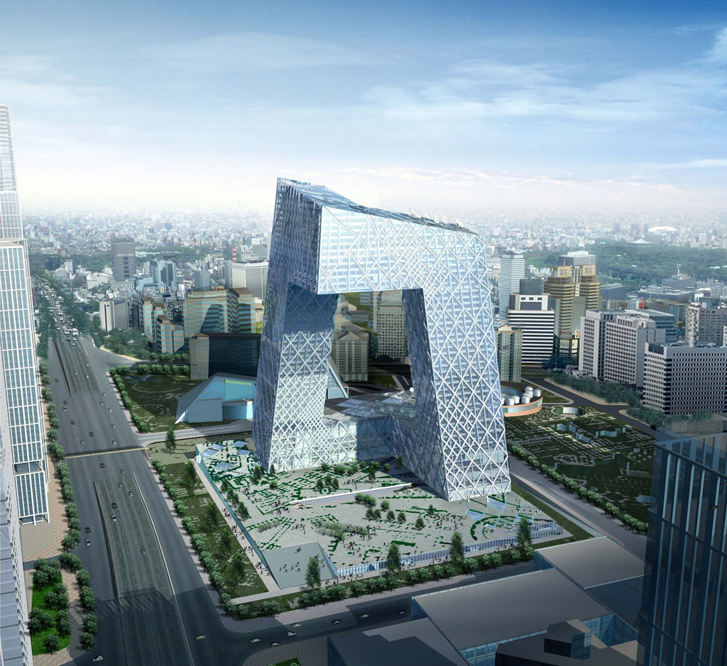 Image Result For When Was Cctv Headquarters Built