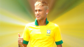 Neymar Da Silva Hairstyles Photos