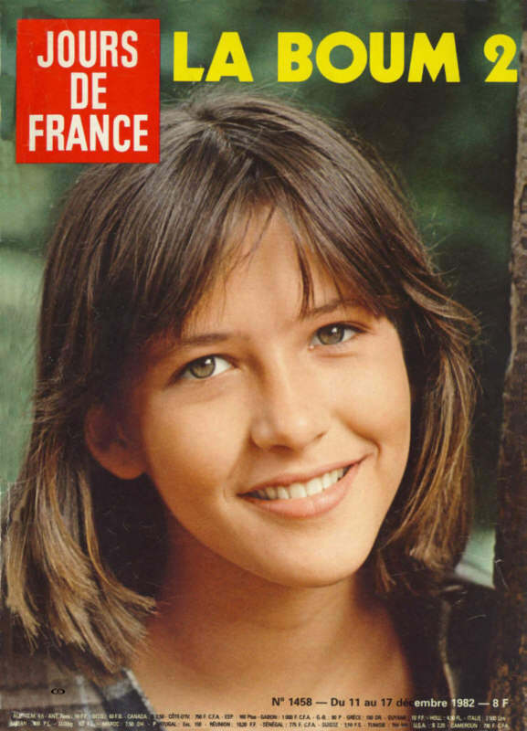 Sophie Marceau Young Hairstylegalleries Com