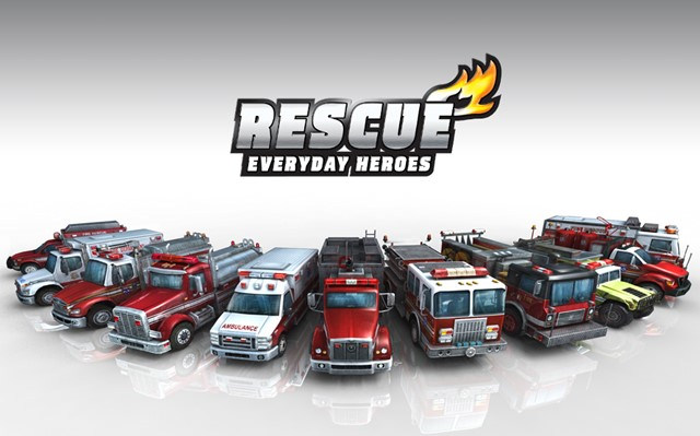 Rescue Everyday Heroes U.S Edition PC Full